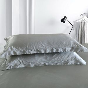 Other - Silver Silk Pillowcases 2 Pack Standard Size